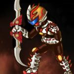 Armor Hero VS Slugmon