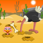 Beat The Ostrich