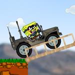 Spongebob Dangerous Jeep