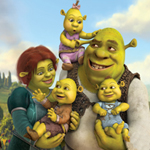 Treasure Hunt-Shrek